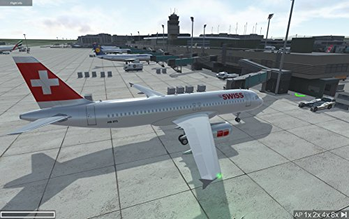 Ready for Take off - A320 Simulator (German) screenshot