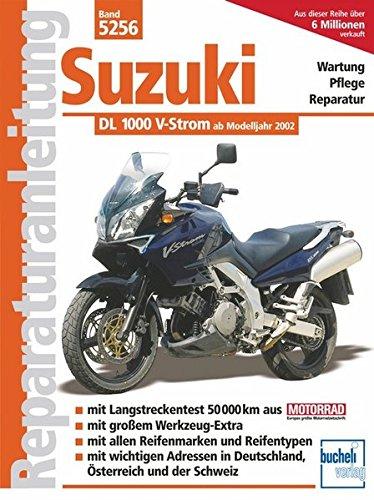 Suzuki 1000 V-Strom (Reparaturanleitungen)