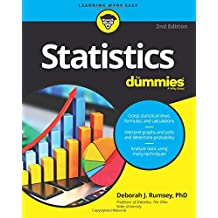 Statistics For Dummies, 2nd Edition (For Dummies (Math & Science))