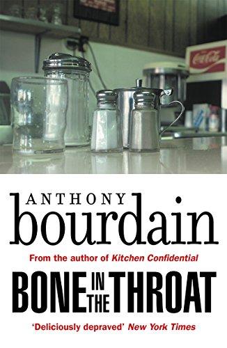 Bone In The Throat (English Edition)
