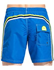 Short de bain Garçon Sundek 505 Bleu Ocean