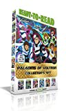 Paladins of Voltron Collectors Set (with More Than 30 Stickers!): Alluras Story; Keiths Story; Lances Story; Shiros Stor