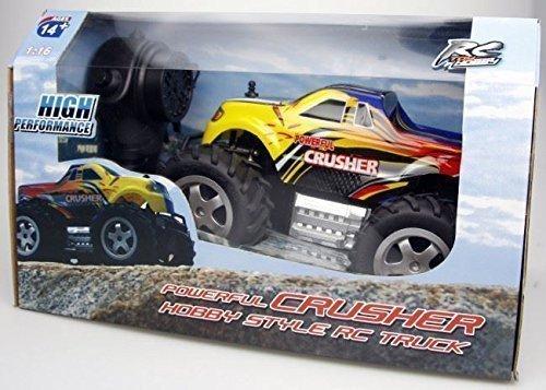 1:16 Fernbedienung RC Monster Truck Truggy Auto 2,4 GHZ - Top speed 12,5 km/h Spielzeug-autos Und-trucks Rc-audio