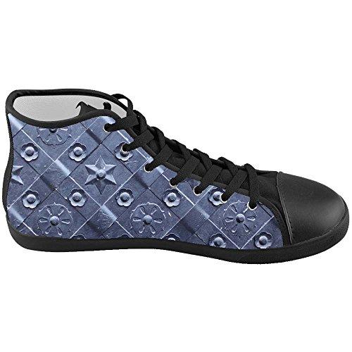 Dalliy Métal Enfants Chaussures Toile Scarpe Chaussures Sneakers Chaussures Scarpe D
