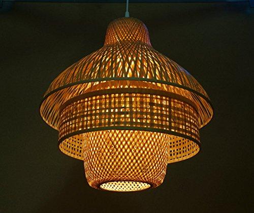 Bambuslampe Can Tho