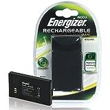 Energizer EZ-BP85SW Chargeur Noir