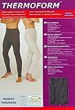 Sous-vêtements - Calçon long - Couleur anthracite - THERMOFORM ® - M