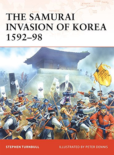 The Samurai Invasion of Korea 1592-98: 0 (Campaign)