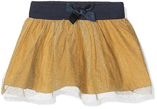 Dirkje Unisex Baby Rock Skirt Goldfarben, 9-12 Monate (Herstellergröße: 74)