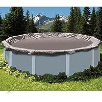 Swimline SD15RD 15 'Deluxe piscina fuori terra di copertura invernale