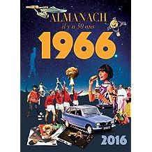 ALMANACH IL Y A 50 - 1966