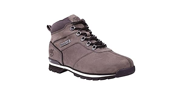 Timberland 6700A Splitrock 2 Hiker Nubuck Grey Mens Boots UK