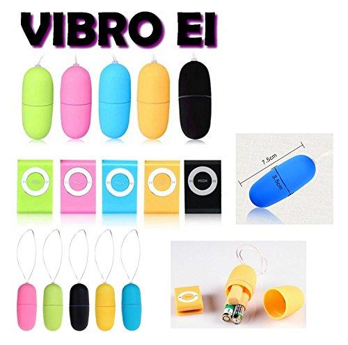 Schwarz Vibro Ei Ferngesteuert Fernbedienung Sextoy Sex Toy Spielzeug Vibrator G Punkt