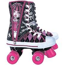 Monster High MO130352 - Patines de bota infantiles (talla 36)
