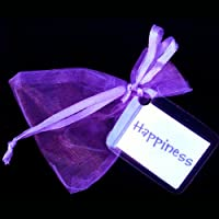 Amethyst Talisman Gift Bag for Happiness