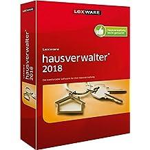 Vollversion / Lexware Hausverwalter 2018 / Version 18 / CD Box / Handelsversion