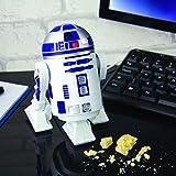Star Wars R2-D2 Staubsauger für den Schreibtisch - R2D2 Trockenstaubsauger