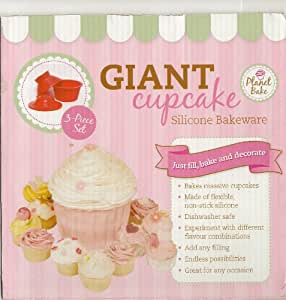 Giant Cupcake Silicone Mould