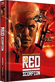 Red Scorpion Limited 200 Mediabook Edition Cover B