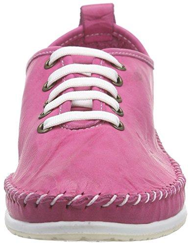 Andrea Conti 0027400, Scarpe da Ginnastica Donna Rosa (Pink (pink 028))