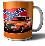 The Dukes of Hazzard - General Lee TV Series Mug