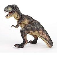 Delaman Juguetes de Dinosaurio Juguete Modelo de Dinosaurio, Figuras de Dinosaurio Prehistóricas Realistas, Therizinosaurus, Velociraptor, Tyrannosaurus Rex ( Color : Tyrannosaurus Rex )