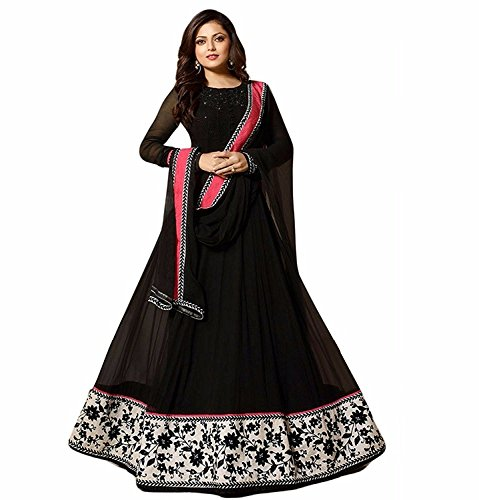 Karm Enterprise Anarkali gown for women readymade wedding collection gown