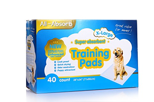All-absorb-Extra-Large-Training-Pads-71cm-x-86cm-40-count