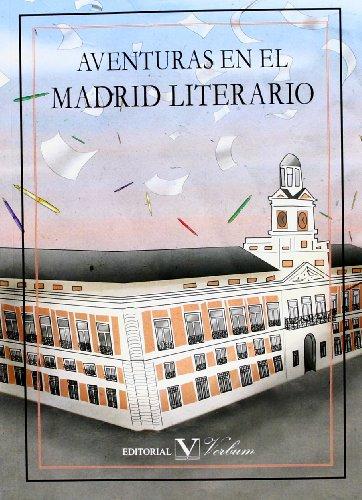 Aventuras en el Madrid Literario (Infantil-Juvenil)