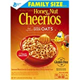 Honey Nut Cheerios Cereal 21.6 oz by Cheerios
