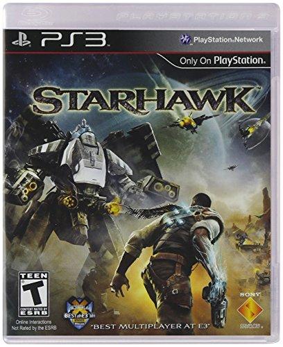 PS3 - STARHAWK -