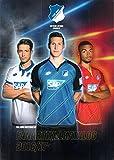TSV 1899 Hoffenheim Katalog 2016/2017 Fanartikel Zeitschrift Magazin Einzelheft Heft Fussball Bundesliga Fussball