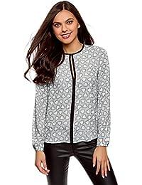 Amazon.es  ropa de mujer - Túnica   Blusas y camisas   Camisetas ... e9b73c42537