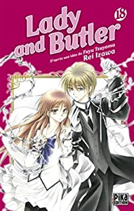 Lady and Butler Edition simple Tome 18