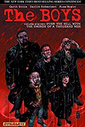 The Boys, Vol. 11: Over the Hill with the Swords of a Thousand Men by Garth Ennis (2012-06-19)