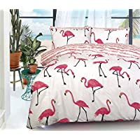 flamant rose couettes et housses de couettes. Black Bedroom Furniture Sets. Home Design Ideas