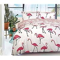 flamant rose couettes et housses de couettes. Black Bedroom Furniture Sets. Home Design Ideas