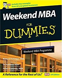 Weekend MBA For Dummies by Richard Pettinger (2007-04-13)