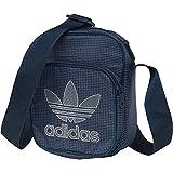 Adidas Originals Mens Trefoil Team Mini Bag Small Items Co Navy AJ7758