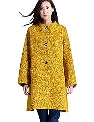 suchergebnis auf f r gelber mantel bekleidung. Black Bedroom Furniture Sets. Home Design Ideas