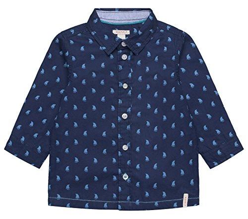 ESPRIT KIDS Baby-Jungen Hemd RL1201202, Blau (Marine Blue 446), 80 Preisvergleich