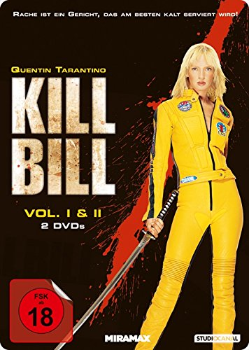 Kill Bill - Vol. I & II (Steelbook) [2 (Sin City Kostüm)