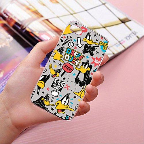 Hardcase Looney Tunes Coloré Série - Bugs Bunny Bleu, Iphone 6 Plus/6S Plus Daffy Duck Stop
