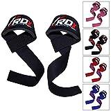 RDX Polsi Cinghie Palestra Fitness Sollevamento Pesi Bande Peso Supporto Bodybuilding