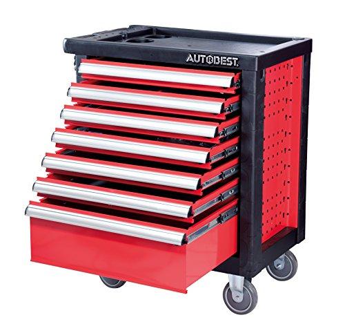 Best Autobest 314261 Chariot de Garagiste Professionnel