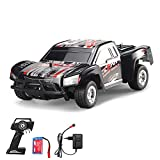 HSP Himoto 1:24 Off-Road 2WD Mini RC ferngesteuertes High Speed Short Course Monstertruck Buggy, 2.4GHz Digital vollproportionale Steuerung Top-Speed bis zu 25 km/h, Komplett-Set RTR