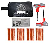 TYRE DOCTOR ® Heavy Duty Emergency Car Van Motorcycle Tubeless Tyre Puncture Repair Kit