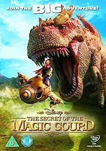 The Secret Of The Magic Gourd [DVD]
