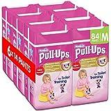 Pañales Pull-Ups de Huggies diurnos para niñas
