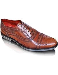 Amazon.it  lucido - Scarpe stringate basse   Scarpe da uomo  Scarpe ... 65023f0b207